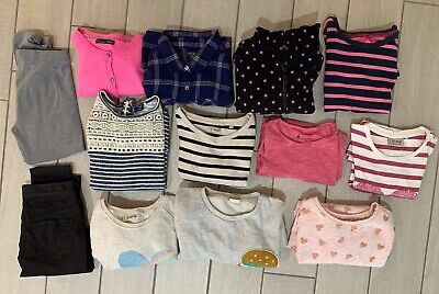 Girls Bundle of Clothing 9-10 Years - 13 Items - Mainly Next Items - Some BNWOT