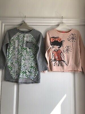 next girls bundle outfit top and jumper 5 years