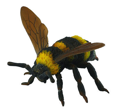 NEW CollectA 88499 Bumble Bee Model 6.5cm - Insect Collection