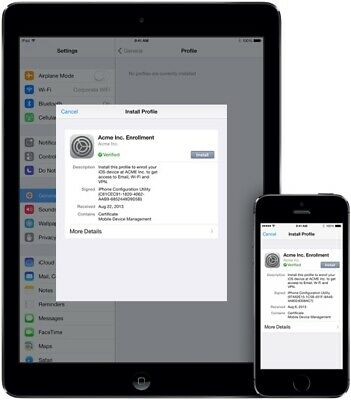 Apple Mdm Remote Management Profile Remove Service Any Ios Instant Service ✅