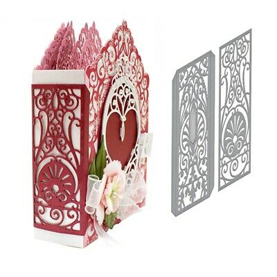 Metal Cutting Dies Stencils Scrapbook Embossing Decor Card Album DIY Paper Craft