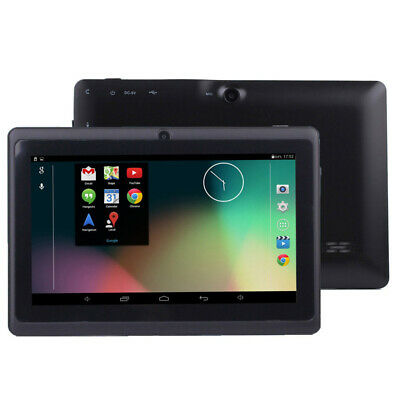 """7"""" Tablet PC HD Android 4.4 8G+128G 4-Core Google WIFI Dual Camera Phablet"""