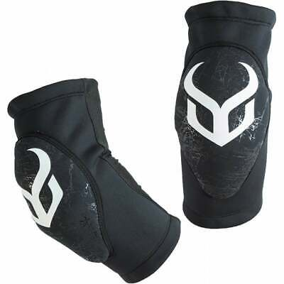 Demon Soft Cap Pro Body Armour Elbow Protection - Black All Sizes