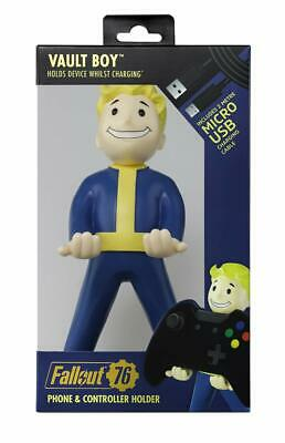 Fallout 4 Cable Guy Stand - PS4 XBox One Controller / Phone Holder Vault Boy 76