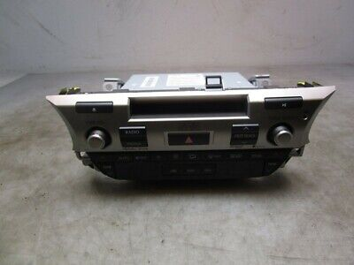 13 2013 Lexus ES300H Radio CD Receiver OEM