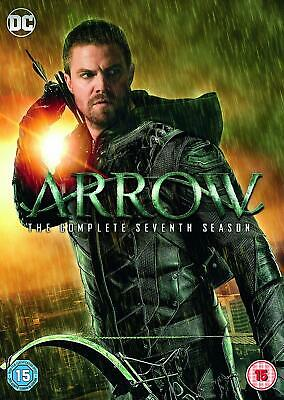 Arrow Season 7 DVD Standard Edition 2019 Rated Suitable For 15 Years And Over