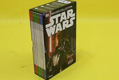 Star Wars book Set - 15 books  ## NWK 217 RJ