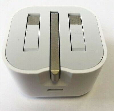 Official Apple A1696 18W Usb Type C Power Charger Adapter Plug Ipad Pro White