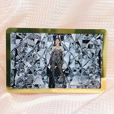 NaYeon Official Gold Photocard Twice 8th Mini Album Feel Special Kpop