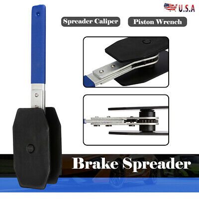 Car Ratchet Brake Piston Wrench Spreader Caliper Pad Install Press Tool Portable
