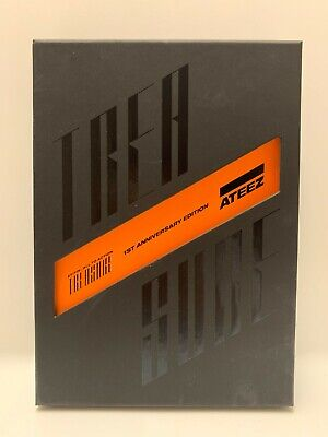 ATEEZ Treasure Ep.FIN: All To Action, 1st Anniversary Edition (NO PC) [opened]