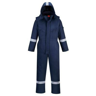 Portwest Araflame Insulated Coverall Overall Boilersuit Flame Resistant
