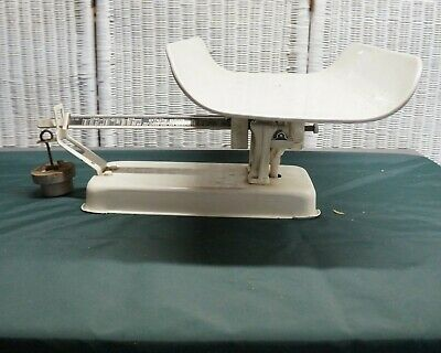 Antique Detecto Baby Scale - Accurate up to 20 pounds