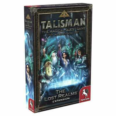 Games Workshop Talisman - The Lost Realms Combines The Two Small Expansions