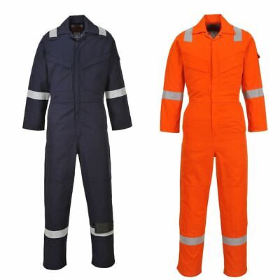 Portwest Araflame Gold Coverall Overall Boilersuit Flame Resistant