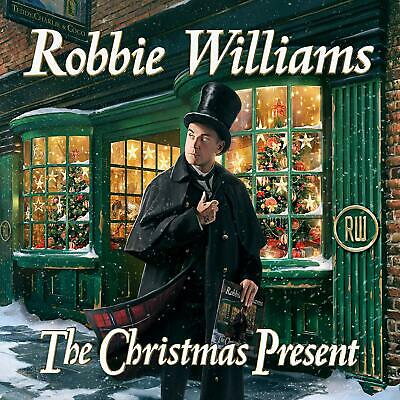 ROBBIE WILLIAMS THE CHRISTMAS PRESENT 2 CD (Released November 22nd 2019)
