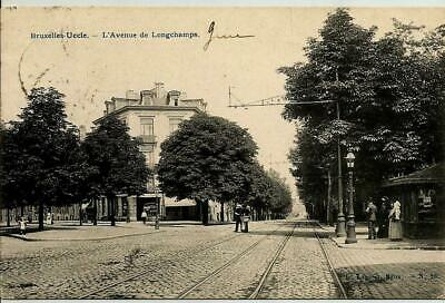 "UCCLE "" L'Avenue de Longchamps """
