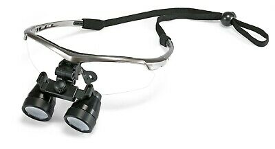 Dental loupes | Alpha 3.0x flip-up surgical loupes magnifying glasses