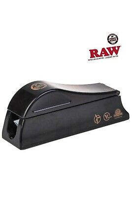 NEW RAW Natural Rolling Papers Cone Shooter - Cone Filling Machine King Size