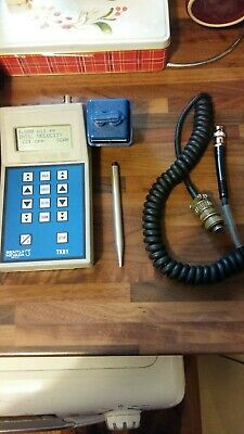 Bently Nevada TK81 Handheld Tunable Vibration Meter SEE DISCRIPTION