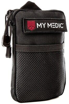 NEW My Medic The Solo Advanced Waterproof Lightweight First Aid Kit Black