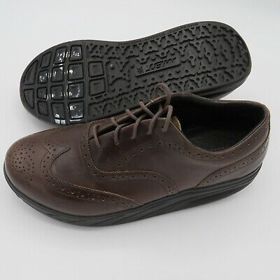 Slip On, Black Premium Lthr, Patented Rocker Sole MBT Asante 6 Men/'s Dress Shoe