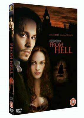 From Hell - Definitive Edition [DVD], Good DVD, , Allen Hughes,Albert Hughes