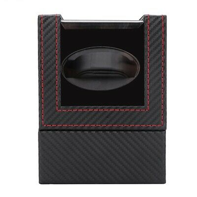 Scatola Porta Orologi Tempo Carica Rotante Automatica Watch Winder Box New.