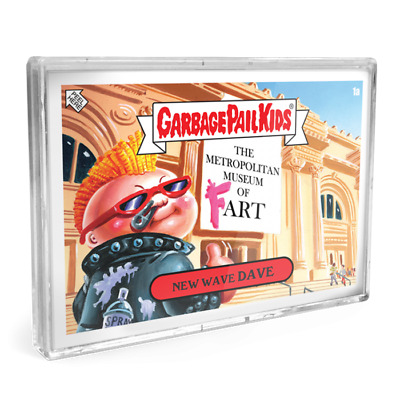 Topps GPK 2019 Garbage Pail Kids x NYC Takeover Complete 20-Card Set NYCC #18