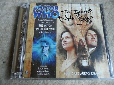 The Witch from the Well (Doctor Who) by Briggs. Rick ( 2011 ) Audio CD - SIGNED