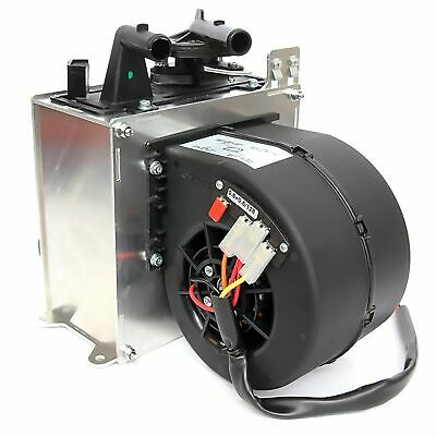 JJC Race and Rally 5kw Midi Heater, 4 x Front Outlets