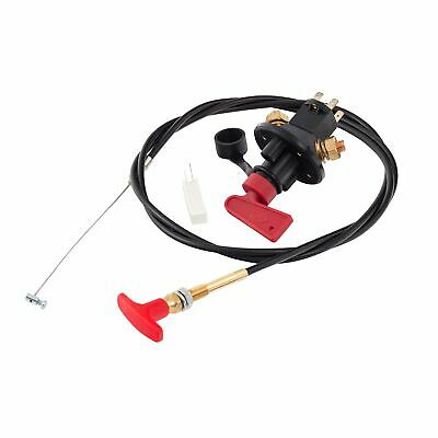 Automotive Plumbing Solutions FIA Master Switch & Pull Cable Bundle