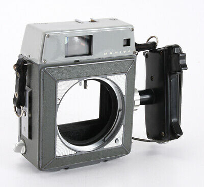 Mamiya Press 23 Standard Body, Rf And Other Issues/210171