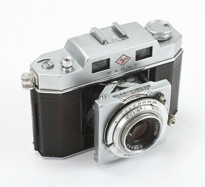 Agfa Karat Iv, 50/2.8 Solinar (Some Dust), Various Issues/195384
