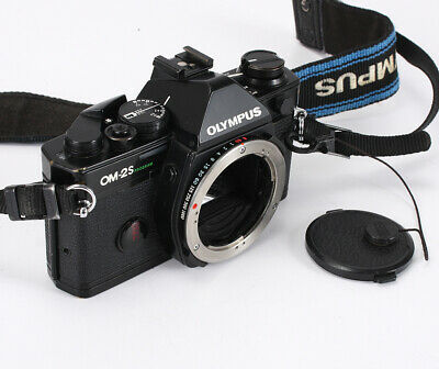 Olympus Om-2S Program Black Body, Viewfinder Issues/208721
