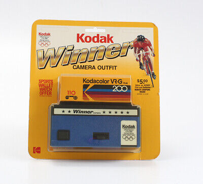 KODAK WINNER IN A SEALED BLISTER PACK, UNTESTED, FOR DISPLAY/cks/200175