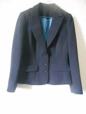 Ladies Austin Reed Grey Tweed Smart Jacket Size Uk 10 9 99 Picclick Uk
