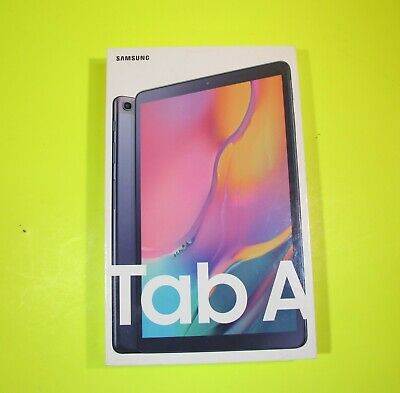 Samsung Galaxy Tab A SM-T510NZKAXAR 10.1 32 GB Wifi Tablet Black 2019