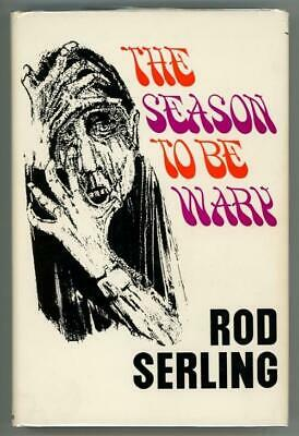 The Season to Be Wary by Rod Serling Signed