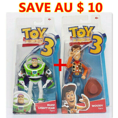 Disney Toy Story Woody Buzz Lightyear Collectibles Action Figure Xmas Gift Toy