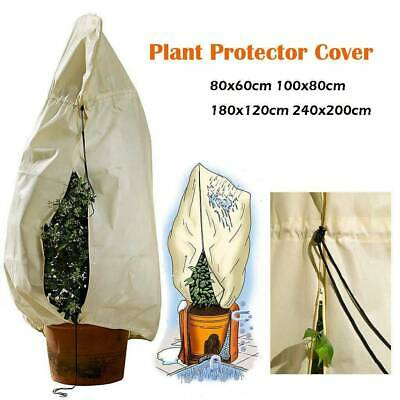 Plant Protectors Winter Snow Frost Protection Warm Covers Bag Tree Garden Shrub