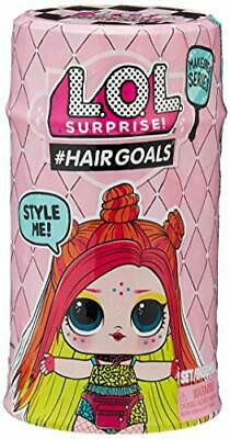 Doll Hairspray Can Capsule Lol Water Surprise Hair Goals Makeover Dolls Girls
