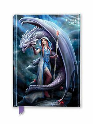 Anne Stokes Dragons A6 Official 2020 Diary