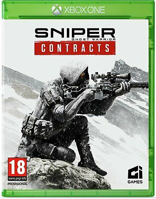 Sniper Ghost Warrior Contracts Microsoft Xbox One Game