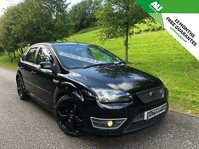 Ford Focus 2.5 St-3 225 Siv 2007My St3++15 Month Warranty++2X Keys++Leathers++