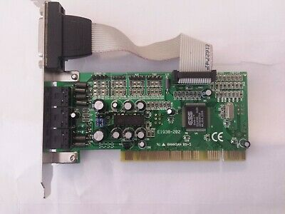 ESS Solo 1 PCI Sound Card