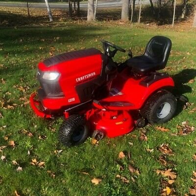 SEARS CRAFTSMAN 21 HP 46