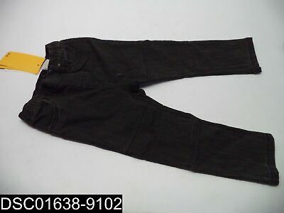 NWT:Size 1-1/2 to 2 Year H&M Boys Black Denim Jeans
