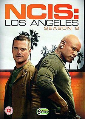 Ncis Los Angeles: Season 8 [DVD], New, DVD, FREE & FAST Delivery