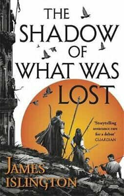 NEW The Shadow of What Was Lost By James Islington Paperback Free Shipping